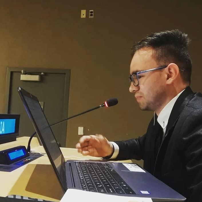 Angelo Cardona, el colombiano que busca reorientar el gasto militar