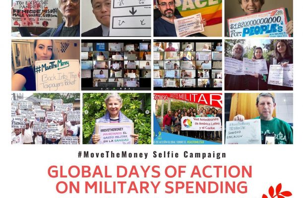 Campaña global contra el gasto militar – GCOMS